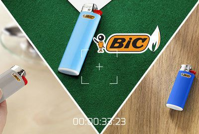 Video BIC Lighter