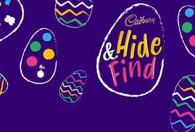 Cadbury Hide & Find