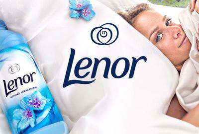 The Essence of Lenor Freshness