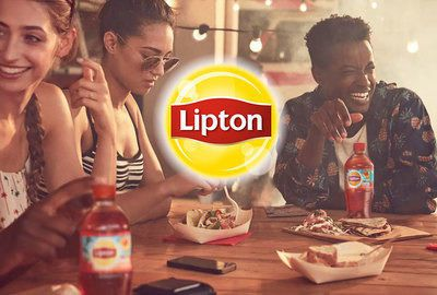 ¡Reimagina Lipton Ice Tea!