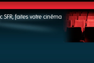 SFR.fr fait son cinema
