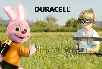 Toys with Duracell