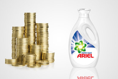Ariel - Value for Money