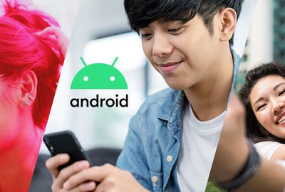 Help Android communicate how cool it is to students!