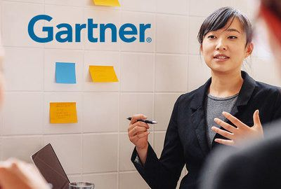 Gartner - Data and Information at your Fingertips for Business Executives