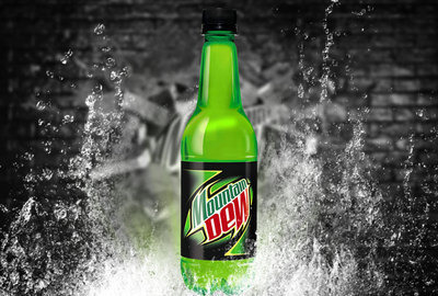 激浪(Mountain Dew)充电
