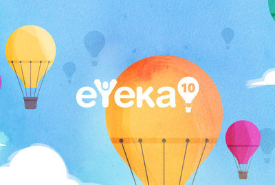 10 Years eYeka Design