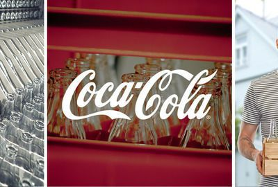 Coca-Cola: new refillable bottles solution