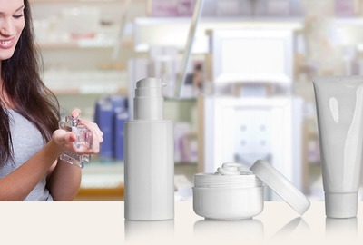 Skin Care Premium Display