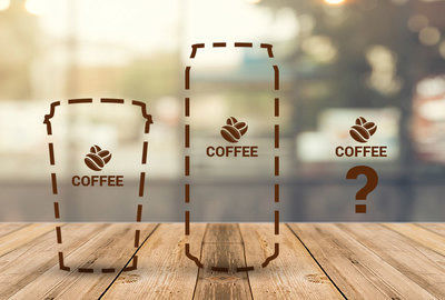 RTD Coffee pack design