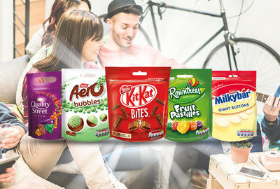 Nestle: social snacking moments