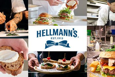 Hellmann's Solutions for Chefs