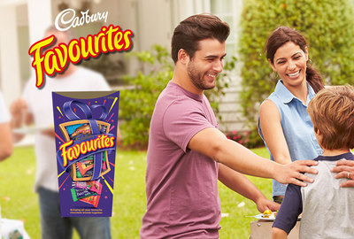 Cadbury Favorites