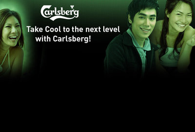 Take Cool to the next level with Carlsberg!