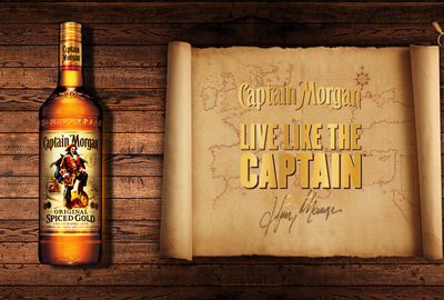 Captain Morgan - Edición Limitada