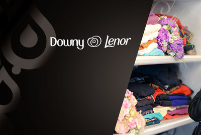 Downy/Lenor - Unstopables