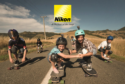 "Nikon's ""What inspires your creative spark?"" Video"