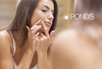 Pond's Acne Clear Facial Cleanser