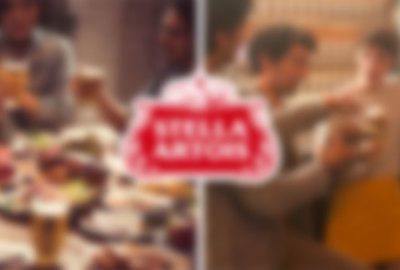 Stella Artois – Famous with food