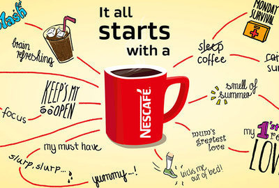 NESCAFÉ Fresh Start