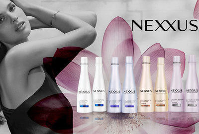 Nexxus Packaging Redesign