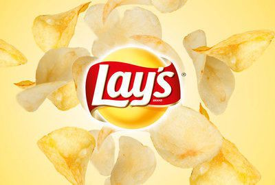 Packaging Lay's - rendi gustosa la vita