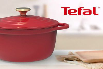 Tefal Light Cast Casserole