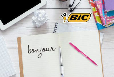 BIC Stationery – A French icon