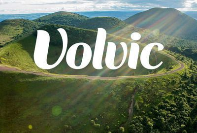 Volvic Tackles Plastic Issue by Innovating With Biomaterials