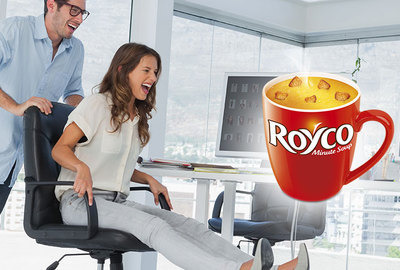 Royco - office break