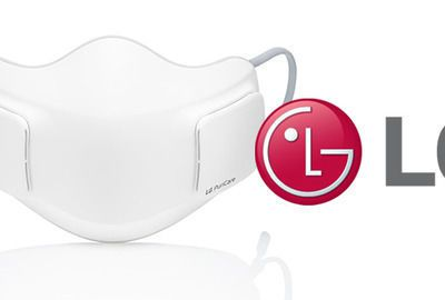 LG: Wearable Air purifier