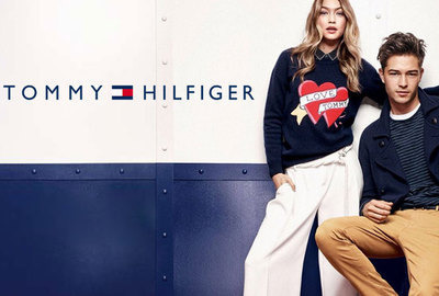 Tommy Hilfiger In-store