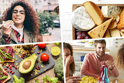A New Disruptive Cheese Brand & Experience For Millennials