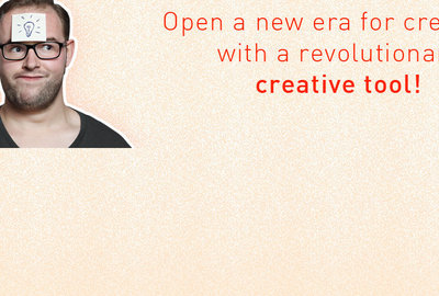 Open a new era for creativity