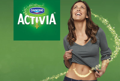 Activia - Yogurt with cereals