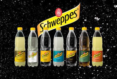 An innovative activation idea for Schweppes!