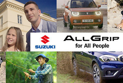 Suzuki ALLGRIP - Video