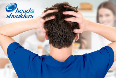 Head & Shoulders: conversas constrangedoras