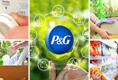 A memorable activation concept on sustainability for P&G and its retailers
