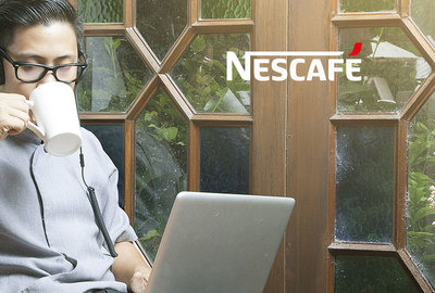 年轻人的雀巢混合咖啡(Nescafé Mixes)