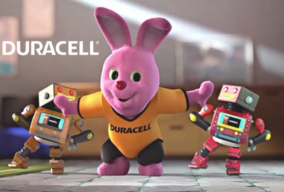 Duracell Entertainment Poster