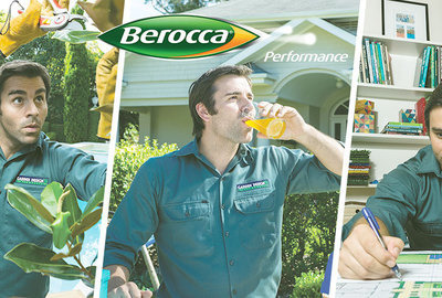 Berocca – Social Content Video