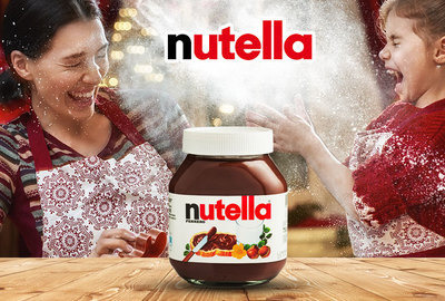 Nutella Christmas