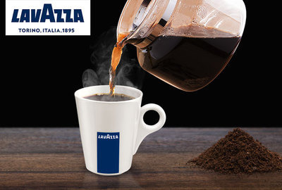 Lavazza filter coffee