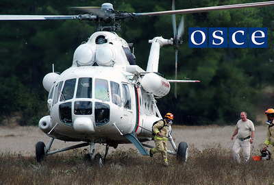 OSCE - Climate change and security