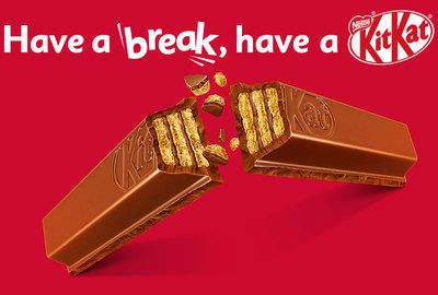 KITKAT Break Experience