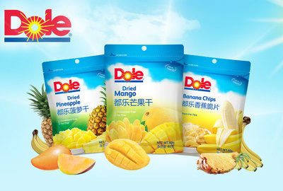 Dole – Dried fruits
