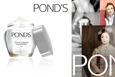 Cold Cream Pond's