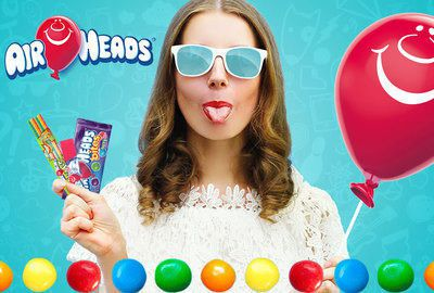 Airheads candy innovation