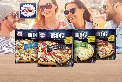 Nestlé - WAGNER BIG PIZZA